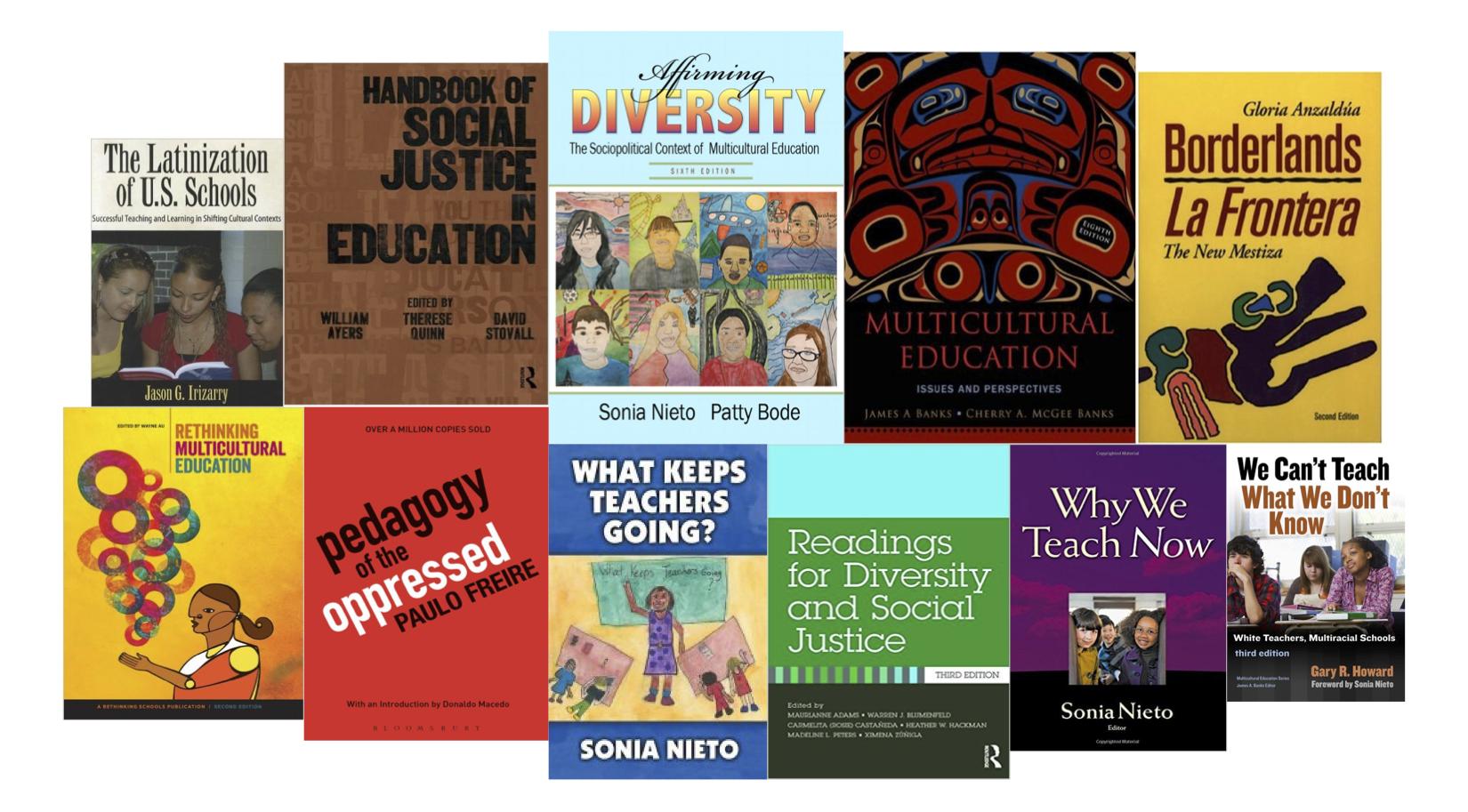 Course textbooks